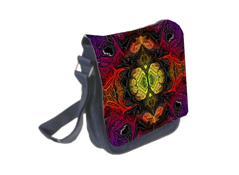 Handtasche Mosaik